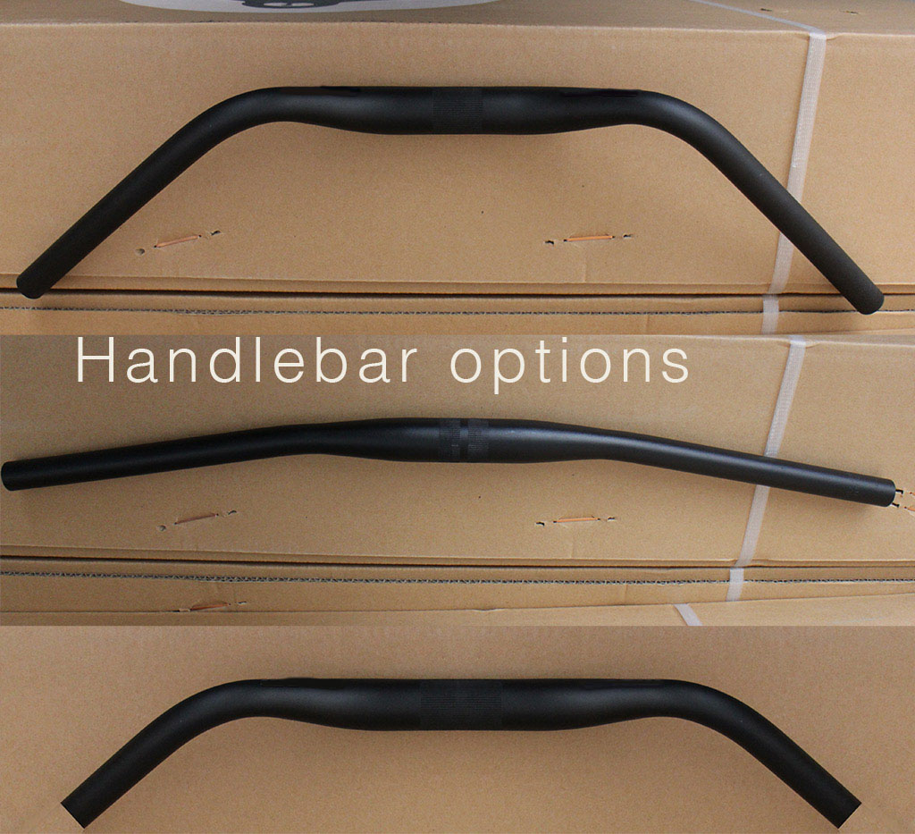 handlebar options